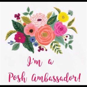 I'm a Posh Ambassador!